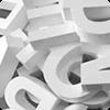 Изготовление букв из пенопласта