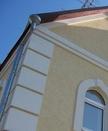Русты фасадные из пенопласта с покрытием недорого